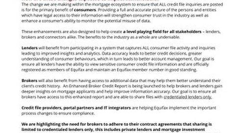 Broker FAQs