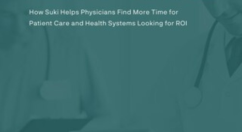 Less Burnout + More Revenue: A Win-Win with the Suki Digital Assistant