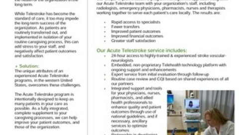 Providence Telestroke Overview