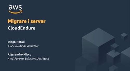 Migrare i server - Slides