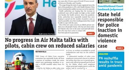 MaltaToday 8 April 2020 MIDWEEK
