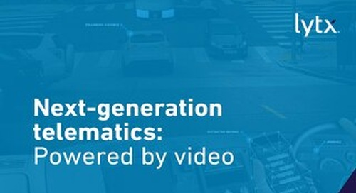 Next Generation Telematics Powered by Video