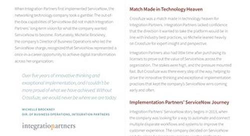 Crossfuze Case Study-IntegrationPartners