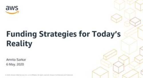 Fundraising strategies for today's reality