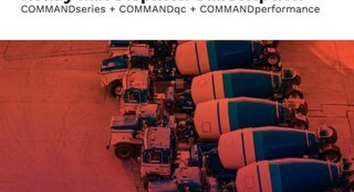 Ready Mix Enterprise Subscription - COMMANDseries