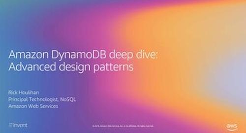 AWS webinar - Serverless with DynamoDB_20200511