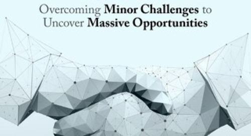 The Digital Twin: Overcoming Minor Challenges to Uncover Massive Opportunities