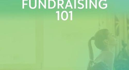 Virtual Fundraising 101 eBook