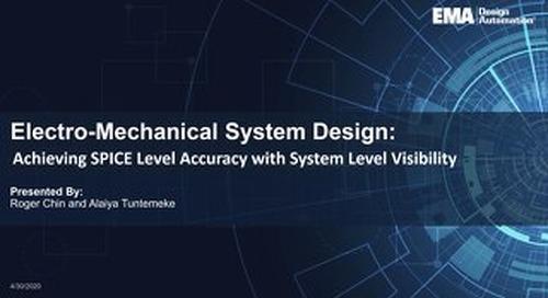 Electro-Mechanical System Design Slides