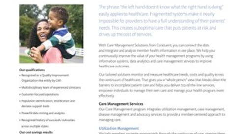 Care Management Solutions