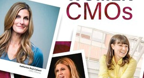 The State of B2B Women CMOs - Empowered CMO Network