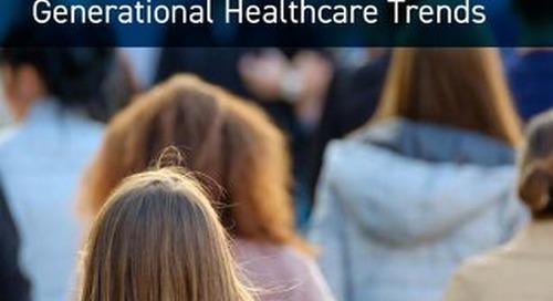 Generational Healthcare Trends 2020