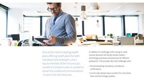 Modernizing Outbound Communication Print And Digital Processes For Business Efficiency