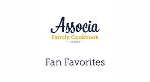 Associa Cookbook Volume II: Fan Favorites