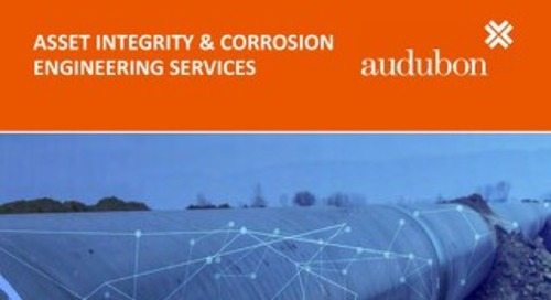 Asset Integrity & Corrosion Services