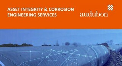 Asset Integrity & Corrosion Engineering Services