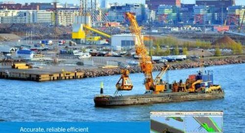 Trimble Marine Construction Systems Brochure - English