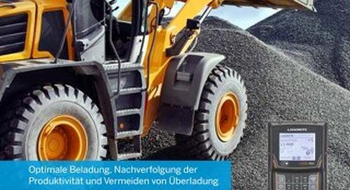 Trimble LOADRITE L2180 - L2150 Brochure - German
