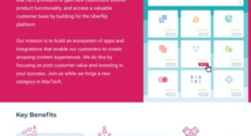 Uberflip Marketplace Developer Overview
