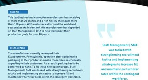[Fulfillment] Increased Associate Engagement Enables Smooth Business Expansion Case Study