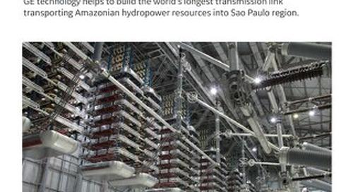 Case Study: Rio Madeira HVDC link