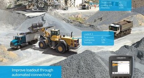 Trimble LOADRITE LR360 Loader Scales Brochure - English