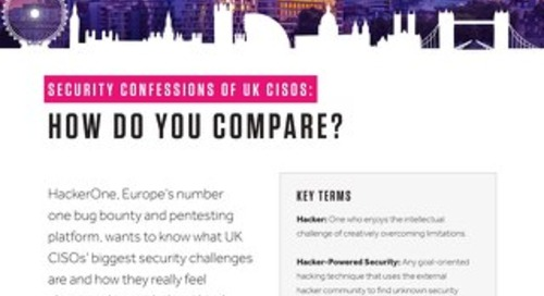 Security Confessions of UK CISOs