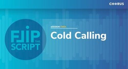 Flip the Script: Cold Calls