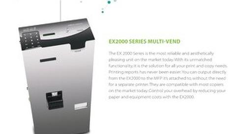 EX2000 Series Multi-Vend