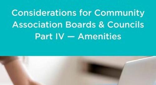COVID-19 Webinar Summary - Part 4