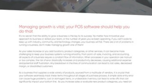 Software Deal Breakers - AUS