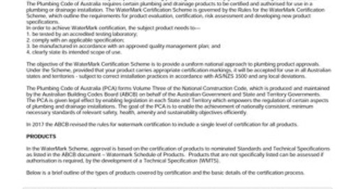 Guide to WaterMark Scheme _MKP 204.04