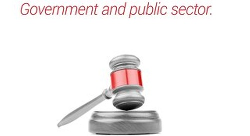 Experience digital. Government and public sector.