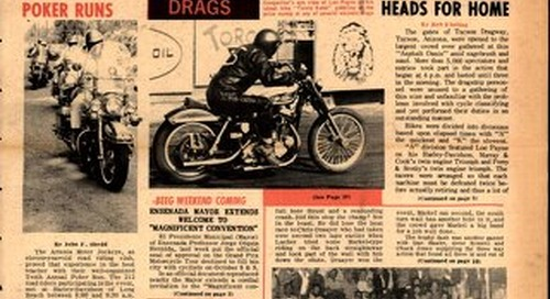 Cycle News 1966 09 22
