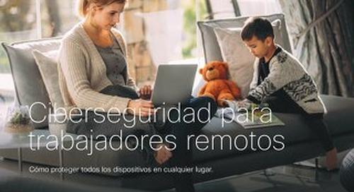 Ciberseguridad para trabajadores remotos