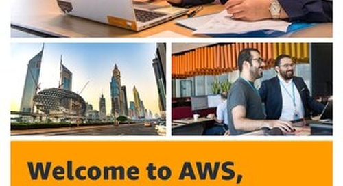 Welcome to AWS, Dubai