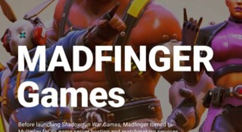 MADFINGER Games Case Study