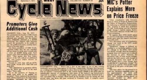 Cycle News 1971 09 07