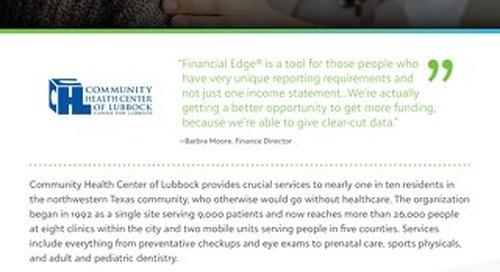 Community Health Center of Lubbock Customer Story
