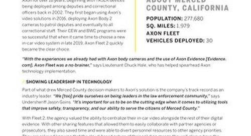 Case Study: Merced County (CA) Fleet 2