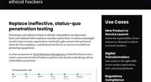 HackerOne Pentest Overview