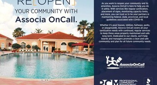Re[Open] Your Community with Associa OnCall