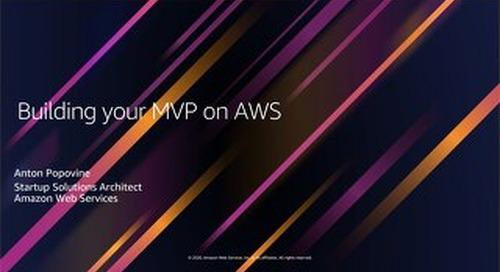 AWS Activate (Anton's deck)