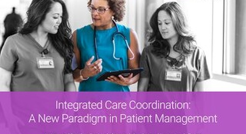Beginners Guide to Integrated Care Coordination