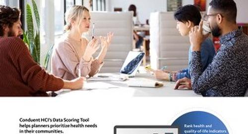 Data Scoring Tool