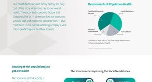 SocioNeeds Index