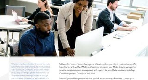 Midas System Management