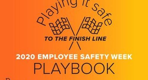 2020 Employee Safety Week Playbook
