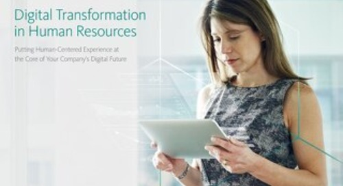 Digital Transformation in Human Resources