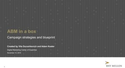ABM-in-a-Box November 2019 2